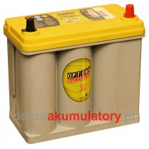 AKUMULATOR OPTIMA YELLOW 38Ah YTR 2.7