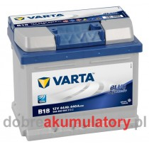VARTA BLUE DYNAMIC 44Ah