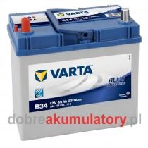 VARTA BLUE DYNAMIC 45Ah JAP L+