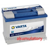VARTA BLUE DYNAMIC 74Ah