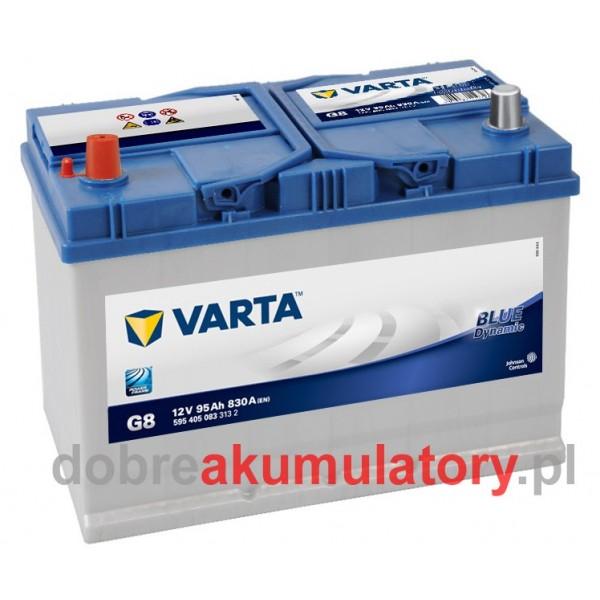 VARTA BLUE DYNAMIC 95Ah L+ JAP