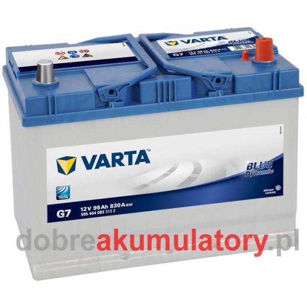 VARTA BLUE DYNAMIC 95Ah P+ JAP