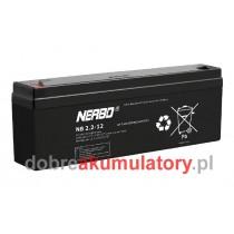 NERBO 12V/2.3Ah