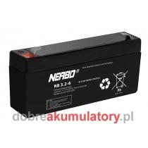 NERBO 6V/3.2Ah