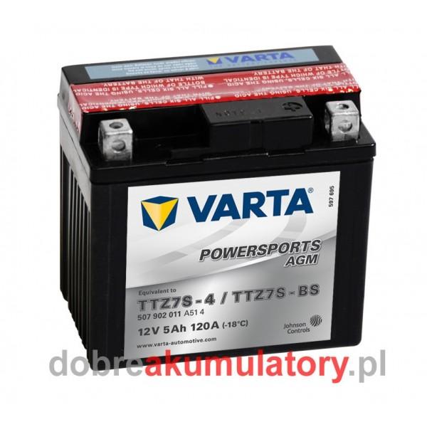 VARTA YTZ7S-BS 12V/ 5Ah