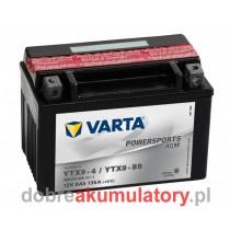VARTA YTX9-BS 12V/8Ah