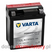 VARTA YTX7L-BS 12V/ 6Ah