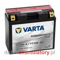VARTA YT12B-BS 12V/12Ah