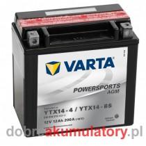 VARTA YTX14-BS 12V/12 Ah