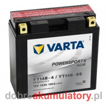 VARTA YT14B-BS 12V/12Ah