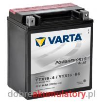 VARTA YTX16-BS 12V/14Ah