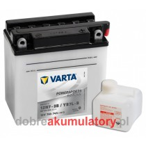 VARTA YB7L-B 12V/ 7Ah 12N7-3B