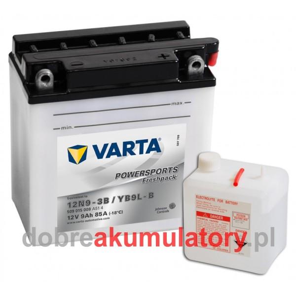 VARTA YB9L-B 12V/ 9Ah