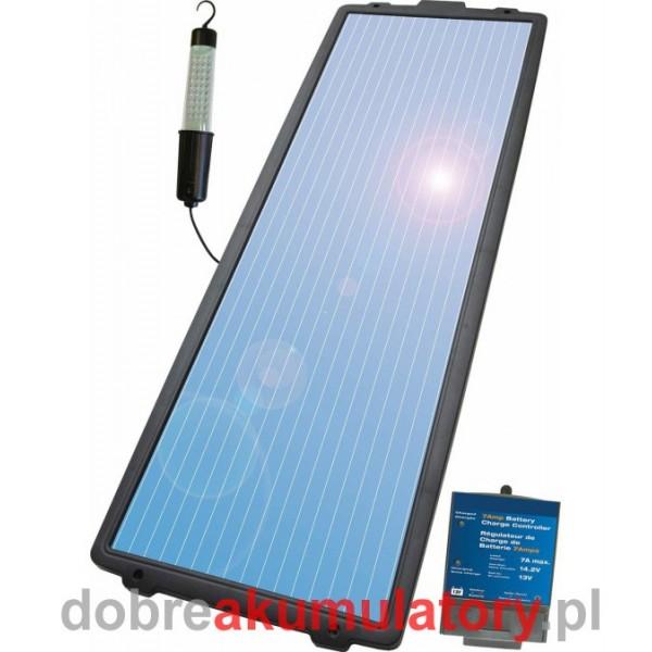 Xunzel Zestaw Solarny Panel 12V 15W