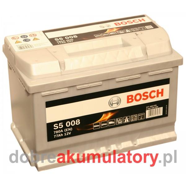 BOSCH S5 008 12V/77Ah
