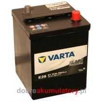 VARTA BLACK TRABANT 6V/ 70Ah