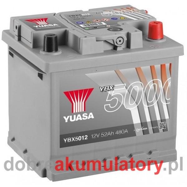 YUASA YBX5053 12V/48Ah P+