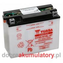 YUASA SY50-N18L-AT 12V/20Ah