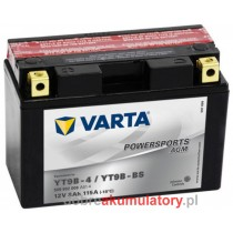 VARTA YT9B-BS, YT9B-4 12V/9Ah