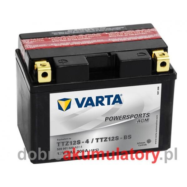 VARTA YTZ12S-BS 12V/9Ah