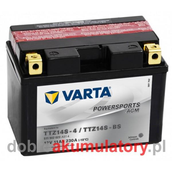 VARTA YTZ14S-BS 12V/11Ah
