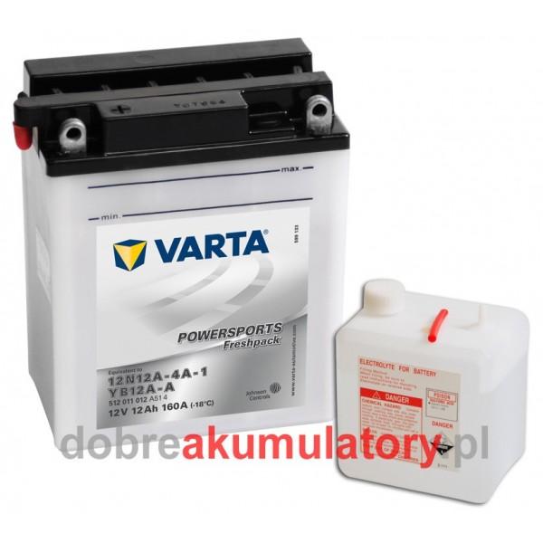 VARTA YB12A-A, 12V/12Ah