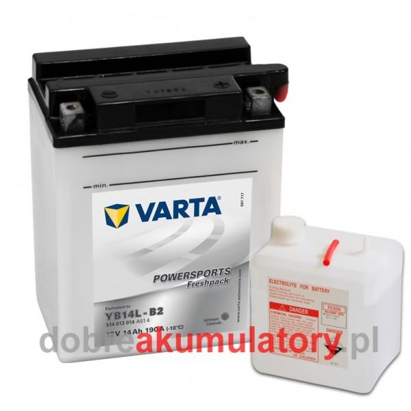 VARTA YB14L-B2, 12V/14Ah