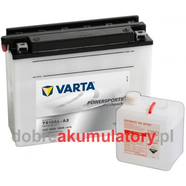 VARTA YB16AL-A2 12V/ 16Ah