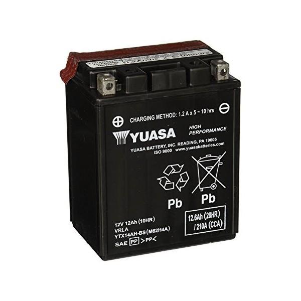 Yuasa YTX14AH-BS 12V/12Ah USA