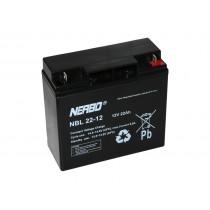 NERBO NBL 12-22 12V 22Ah