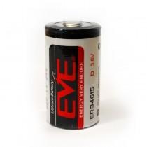 Bateria EVE ER34615 D 3.6V (SAFT 33600) 19,0Ah