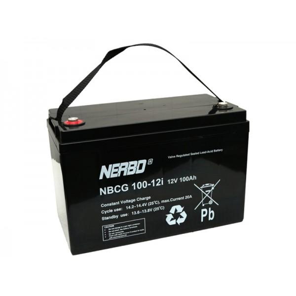 Nerbo NBCG 12V/100Ah