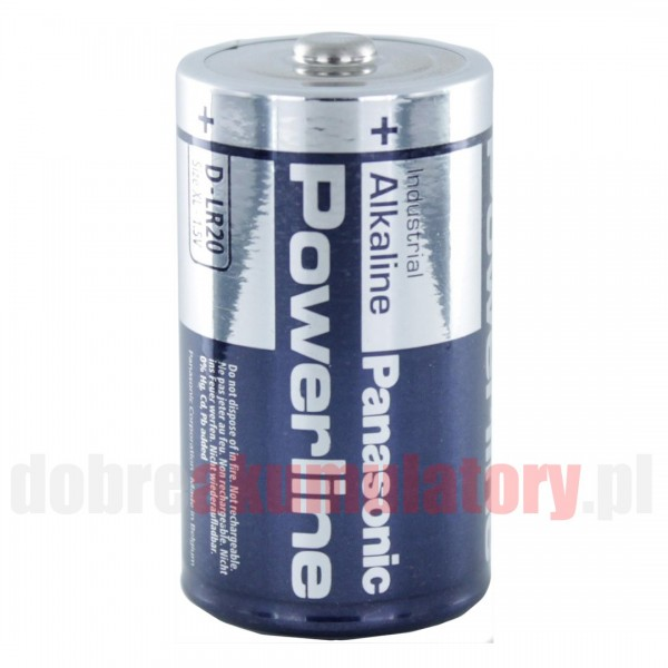 Panasonic Powerline D R20 1,5V