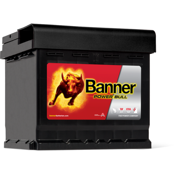 AKUMULATOR BANNER POWER BULL 12V/44Ah