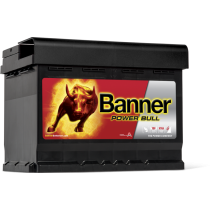 AKUMULATOR BANNER POWER BULL 12V/60Ah