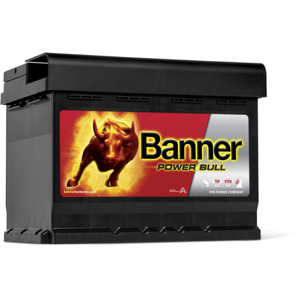 AKUMULATOR BANNER POWER BULL 12V/62Ah
