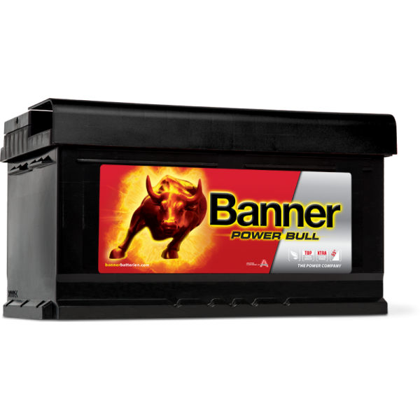 AKUMULATOR BANNER POWER BULL 12V/80Ah