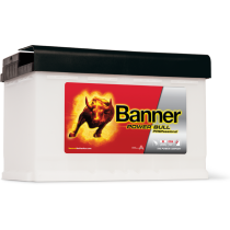 AKUMULATOR BANNER POWER BULL PROFESSIONAL 12V/75Ah