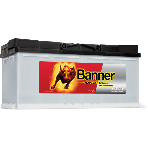 AKUMULATOR BANNER POWER BULL PROFESSIONAL 12V/100Ah