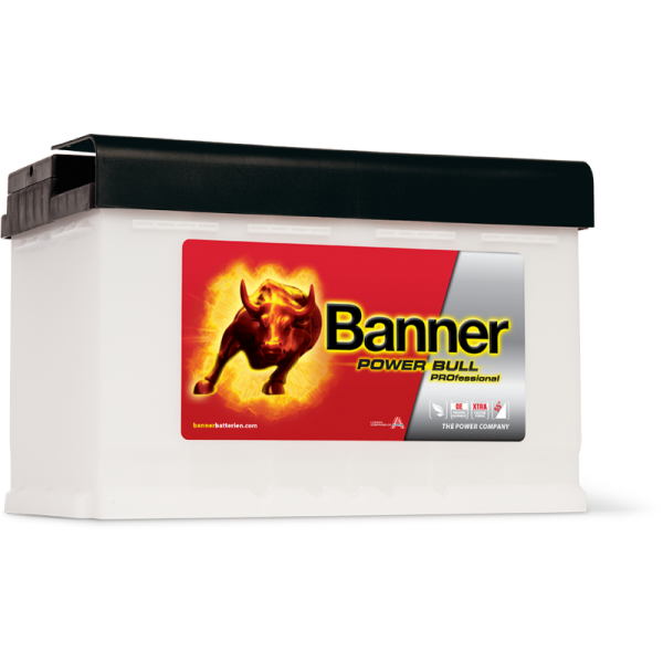 AKUMULATOR BANNER POWER BULL PROFESSIONAL 12V/84Ah