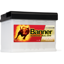 AKUMULATOR BANNER EFB START - STOP 12V/60Ah