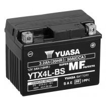 YUASA YTX4L-BS 12V/3Ah YT4L-BS CBTX4L-BS