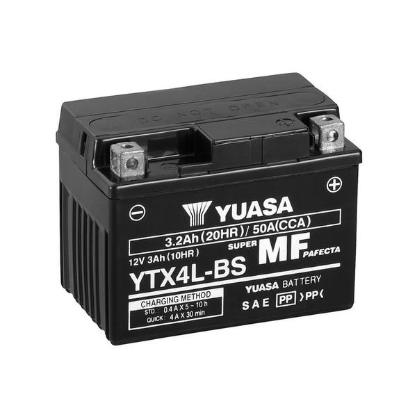 YUASA YT4L-BS 12V/3Ah
