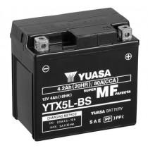 YUASA YTX5L-BS 12V/4Ah