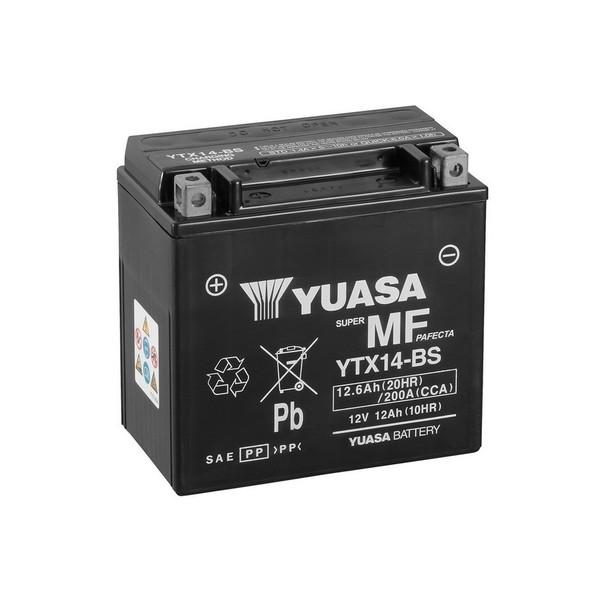 YUASA YTX14-BS 12V/12Ah