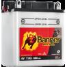 BANNER BIKE BULL 6N11A-3A 6V / 11Ah