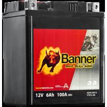 BANNER BIKE BULL YTX7L-BS 12V / 6 Ah