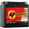 BANNER BIKE BULL YTX14-BS 12V / 12 Ah