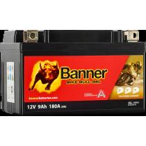 BANNER BIKE BULL GTZ10-4 YTZ10S 12V / 9Ah