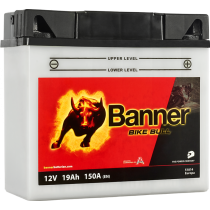 BANNER BIKE BULL BMW 518 14 12V / 18Ah